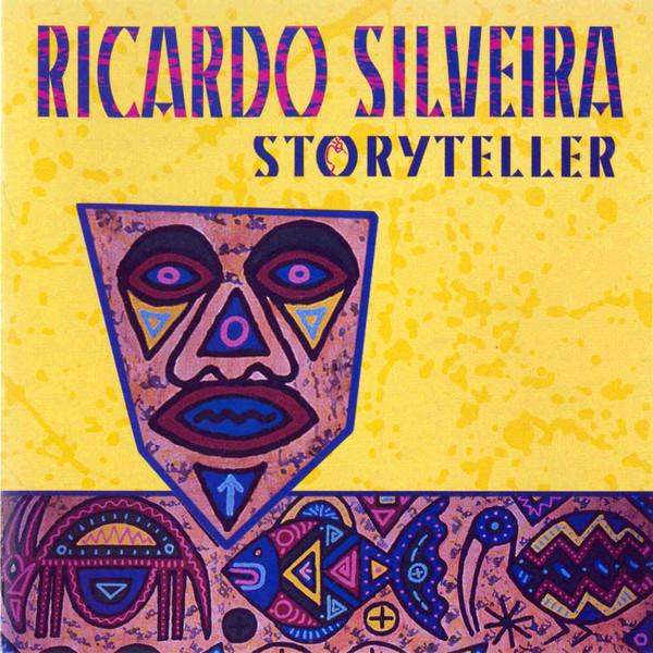 RICARDO SILVEIRA - Storyteller cover