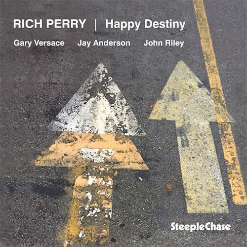 RICH PERRY - Happy Destiny cover