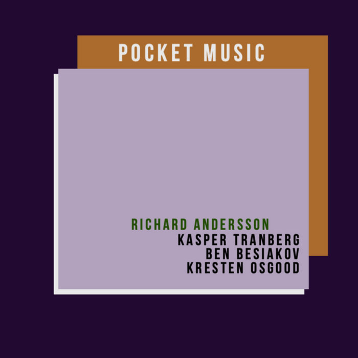 RICHARD ANDERSSON - Pocket Music cover