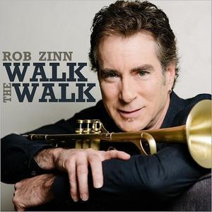 ROB ZINN - Walk The Walk cover