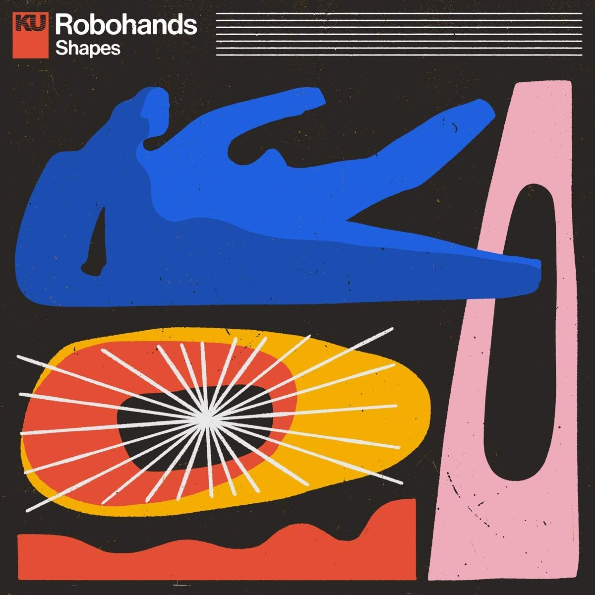 ROBOHANDS - Shapes cover