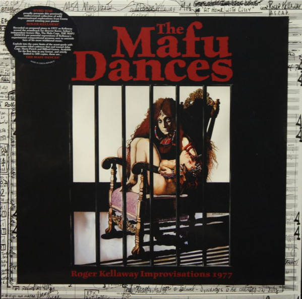 ROGER KELLAWAY - The Mafu Dances cover