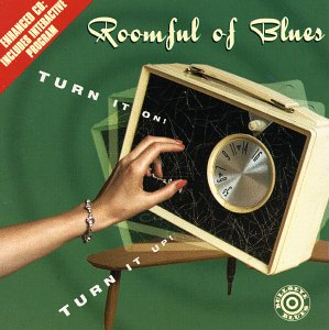 ROOMFUL OF BLUES - Turn It On! Turn It Up! cover