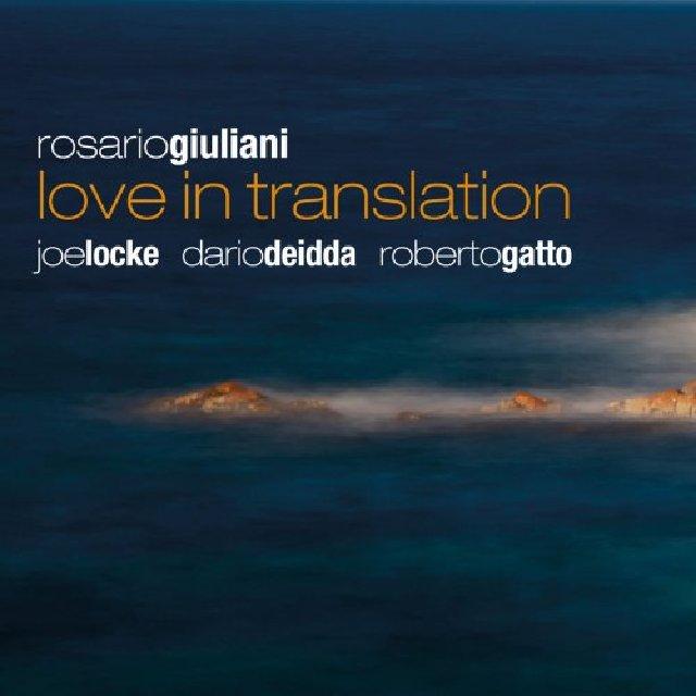 ROSARIO GIULIANI - Love in Translation cover