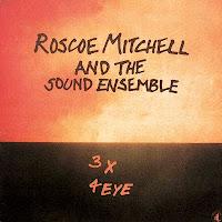 ROSCOE MITCHELL - 3 X 4 Eye cover