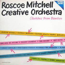 ROSCOE MITCHELL - Sketches From Bamboo cover