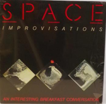ROSCOE MITCHELL - Space : An Interesting Breakfast Conversation (with Tom Buckner / Gerald Oshita) cover