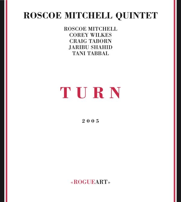 ROSCOE MITCHELL - Turn cover