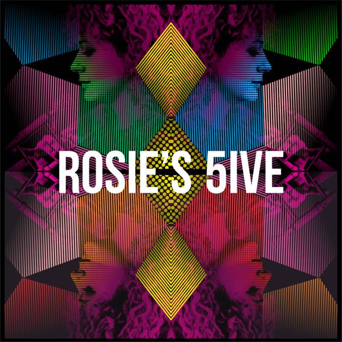 ROSIE TURTON - Rosies 5ive cover