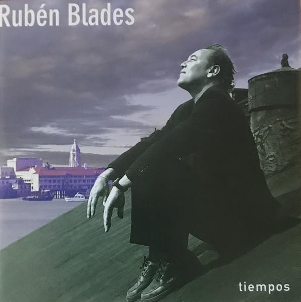 RUBÉN BLADES - Tiempos cover