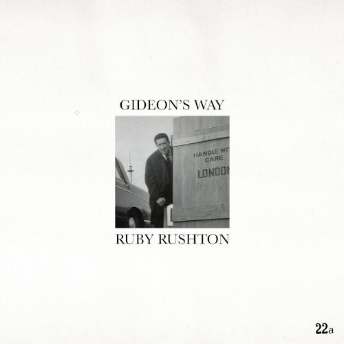 RUBY RUSHTON - Gideon's Way cover