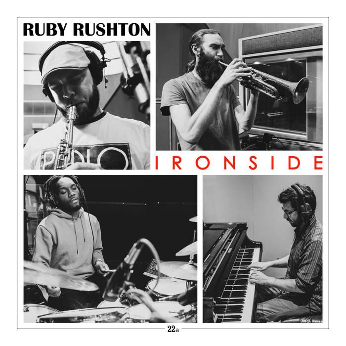 RUBY RUSHTON - Ironside cover