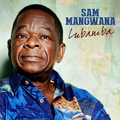 SAM MANGWANA - Lubamba cover