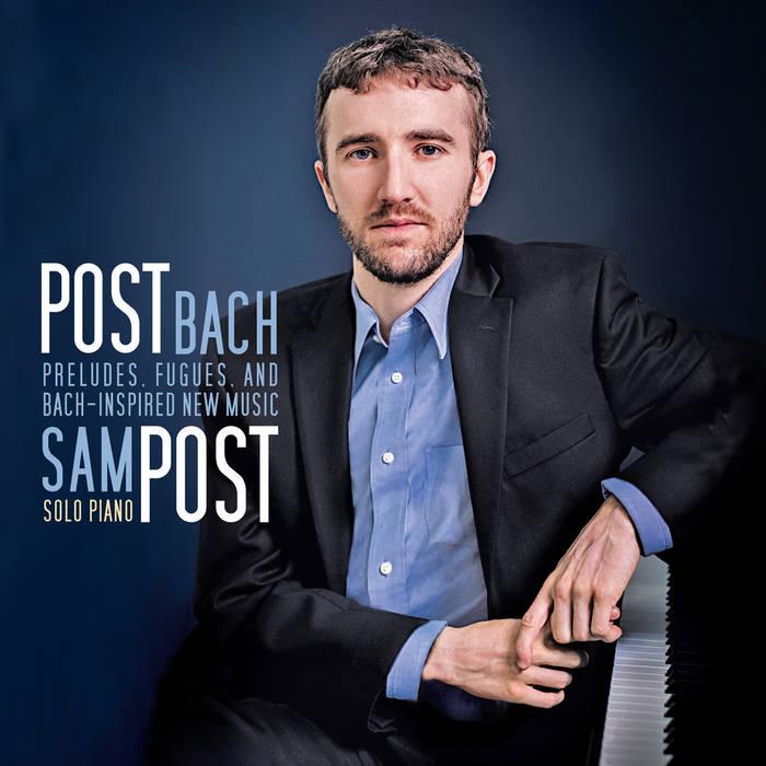 SAM POST - Post Bach cover