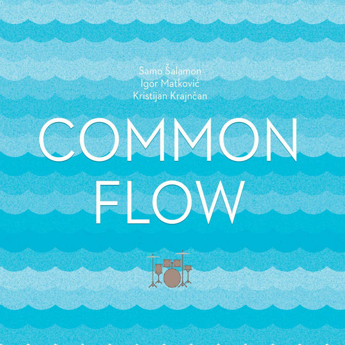 SAMO ŠALAMON - Common Flow cover