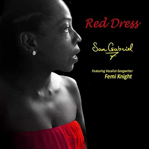 SAN GABRIEL 7 - Red Dress (feat. Femi Knight) cover