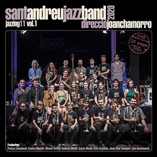 SANT ANDREU JAZZ BAND - Jazzing 11, Vol. 1 cover