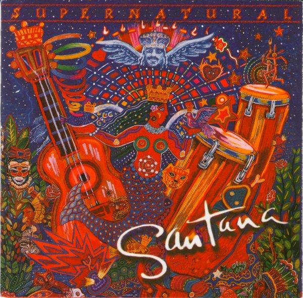 SANTANA - Supernatural cover
