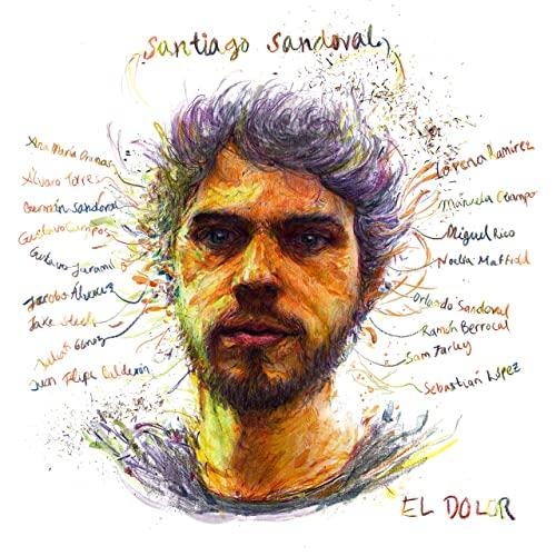 SANTIAGO SANDOVAL - El Dolor cover