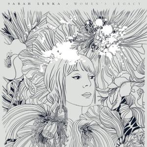 SARAH LENKA - Womens Legacy cover