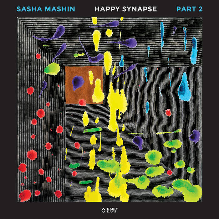 SASHA MASHIN - Happy Synapse, Part 2 cover