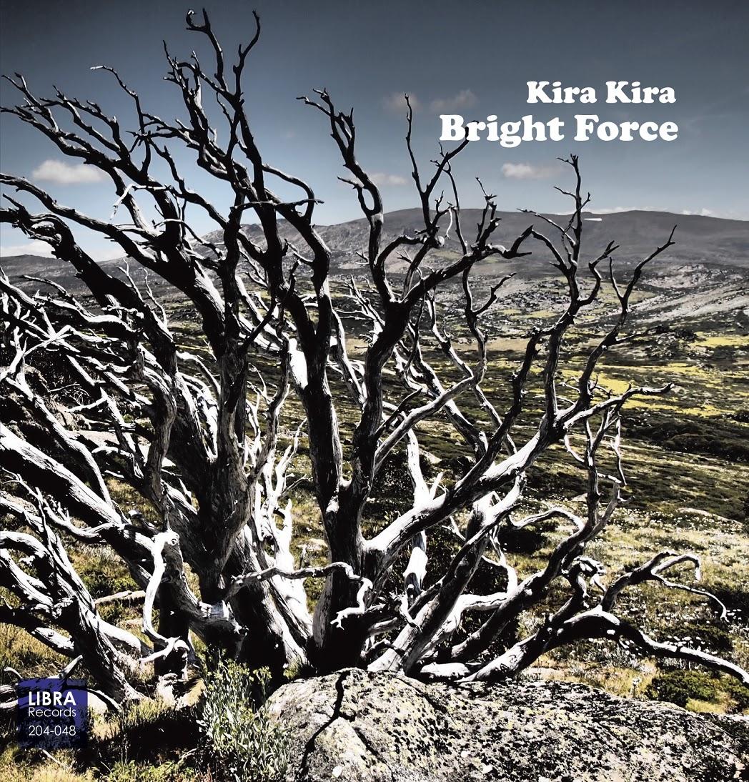 SATOKO FUJII - Kira Kira : Bright Force cover
