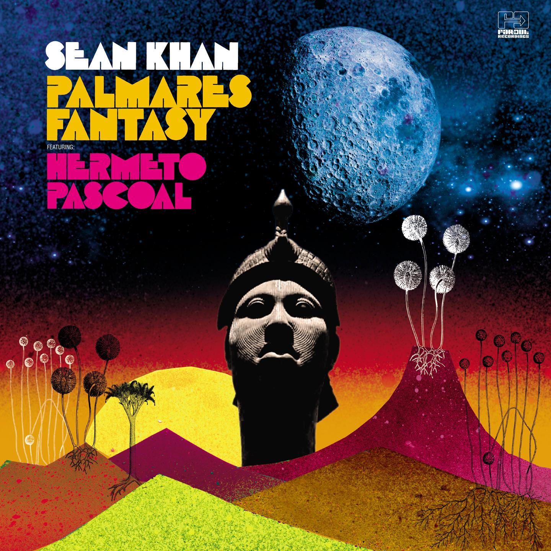 SEAN KHAN - Palmares Fantasy (feat. Hermeto Pascoal) cover