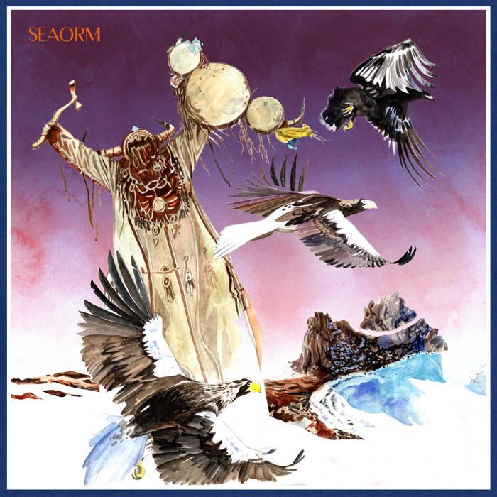 SEAORM - Olkhon cover