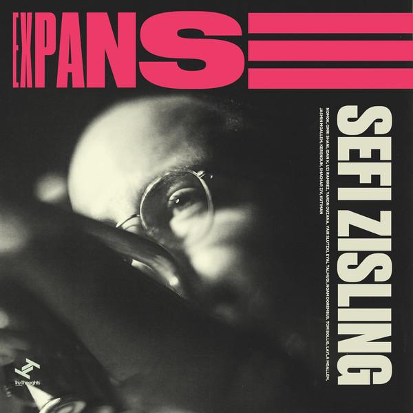 SEFI ZISLING - Expanse cover
