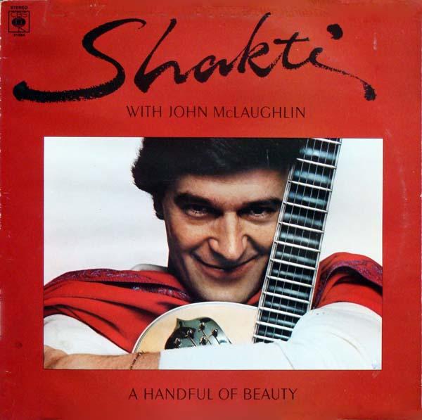 SHAKTI / REMEMBER SHAKTI - A Handful of Beauty cover
