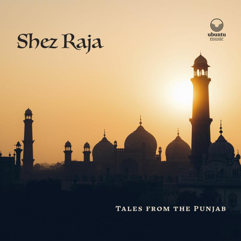 SHEZ RAJA - Tales from the Punjab cover