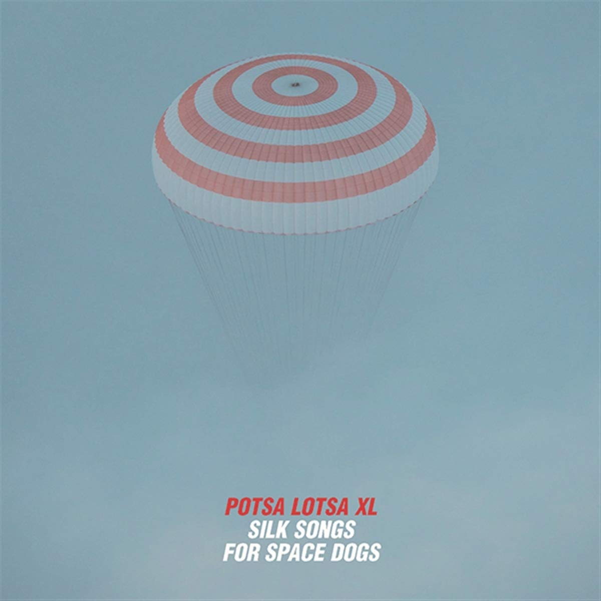 SILKE EBERHARD - Potsa Lotsa XL : Silk Songs For Space Dogs cover