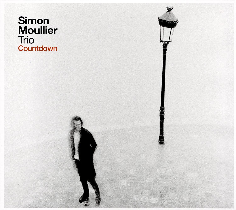 SIMON MOULLIER - Countdown cover