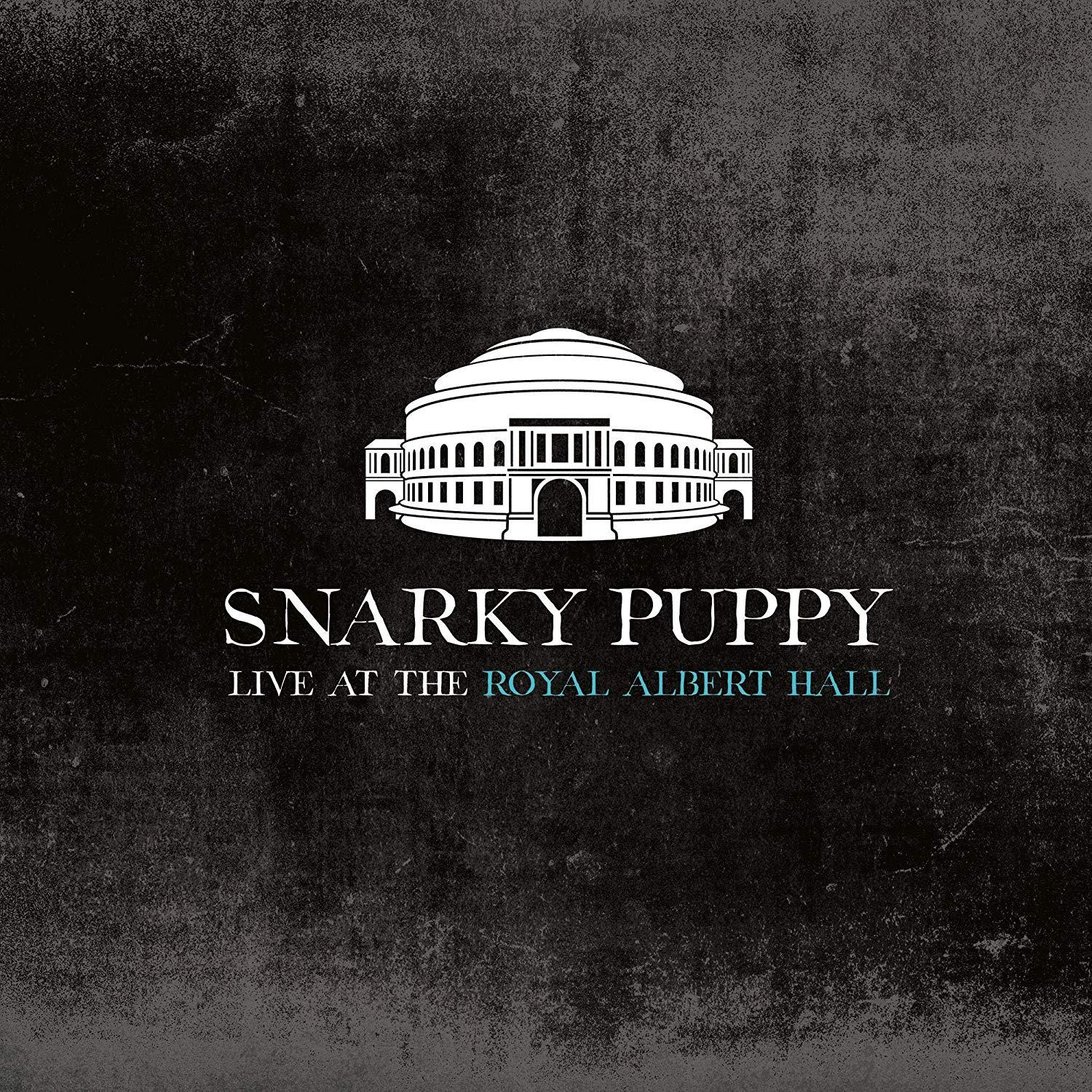 SNARKY PUPPY - Live at Royal Albert Hall cover