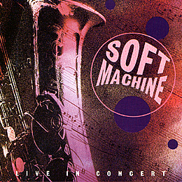 SOFT MACHINE - BBC Radio 1 Live in Concert cover