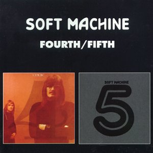 SOFT MACHINE - Fourth / Fifth cover