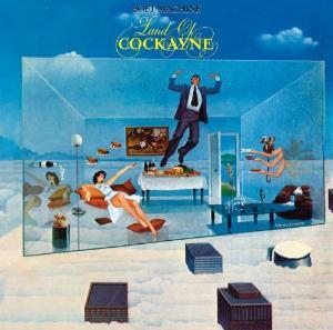 SOFT MACHINE - Land of Cockayne cover