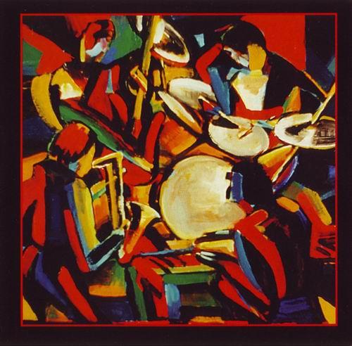 SOFT MACHINE - Live In Paris cover