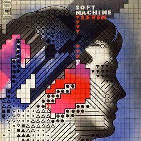 SOFT MACHINE - Seven cover