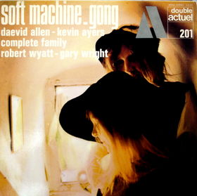 SOFT MACHINE - Soft Machine / Gong cover