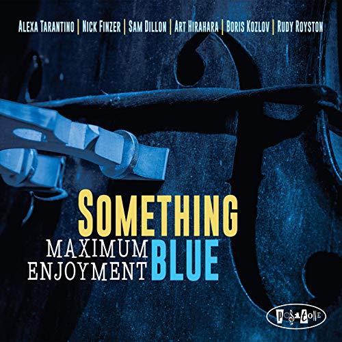 SOMETHING BLUE - Maximum Enjoyment cover