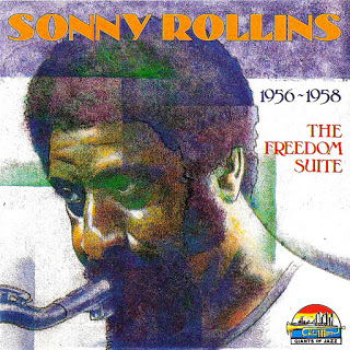 SONNY ROLLINS - 1956-1958 The Freedom Suite cover