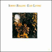 SONNY ROLLINS - Easy Living cover