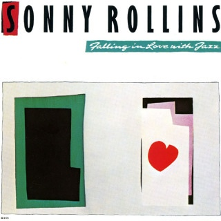 SONNY ROLLINS - Falling In Love With Jazz cover