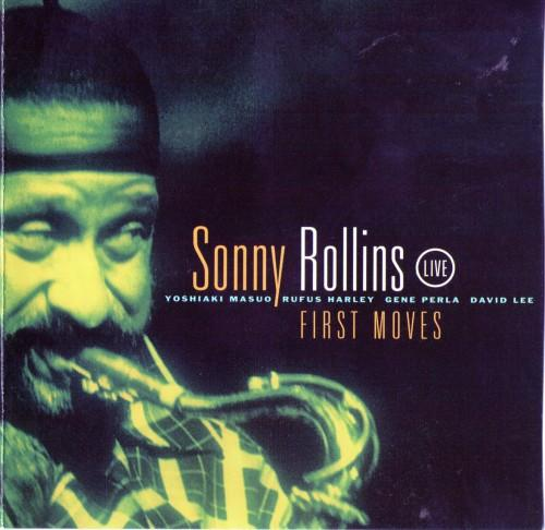 SONNY ROLLINS - First Moves cover