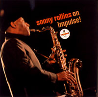 SONNY ROLLINS - On Impulse! cover