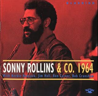 SONNY ROLLINS - Sonny Rollins & Co. 1964 cover