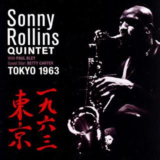 SONNY ROLLINS - Sonny Rollins Quintet : Tokyo 1963 cover
