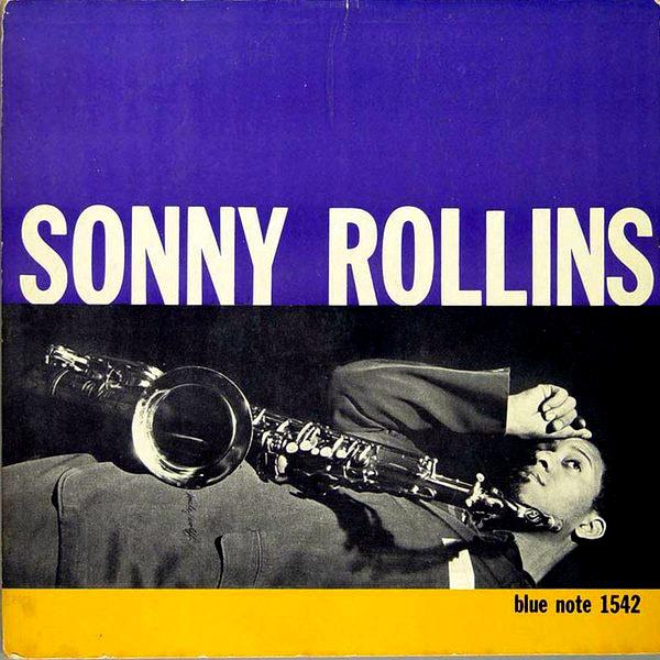 SONNY ROLLINS - Sonny Rollins Volume 1 cover