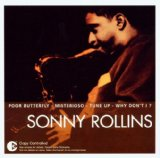 SONNY ROLLINS - The Essential Sonny Rollins cover